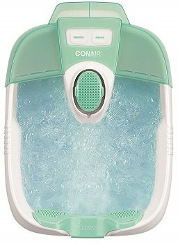 Conair Foot SpaPedicure Spa with Massage Bubbles