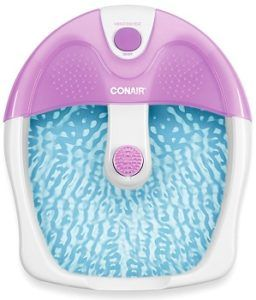 Conair Foot SpaPedicure Spa with Soothing Vibration Massage