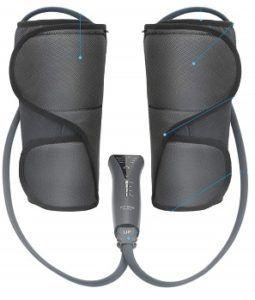 FIT KING Leg Massager for Circulation Heat 3 Modes 3 Intensities review