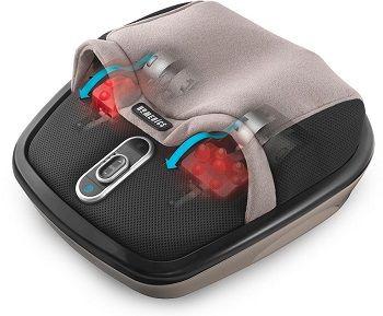 HoMedics Shiatsu Air Max Heated Foot Massager review