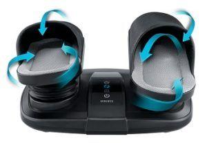 HoMedics Shiatsu Flex Ankle & Foot Massager with Heat review