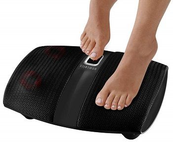 HoMedics Shiatsu Select Foot Massager with Heat review