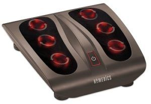 HoMedics, Triple Action Shiatsu Foot Massager with Heat