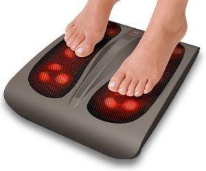 HoMedics, Triple Action Shiatsu Foot Massager with Heat review