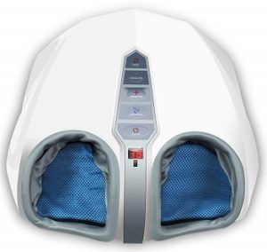 Miko Foot Massager with Multi-Level Settings