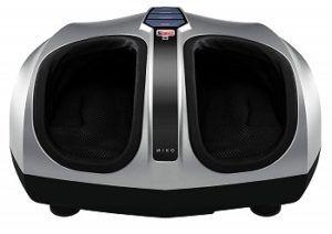 Miko Shiatsu Home Foot Massager Machine review