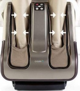 Osim uPhoria 5-in-1 Foot and Calf Massager review