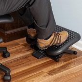 Best 5 Under Desk Foot Massagers For Your Home & Office 2021