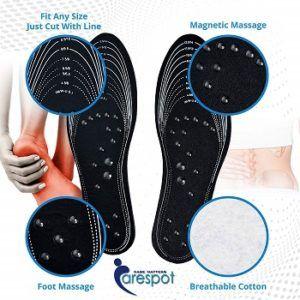 Carespot Magnet Massage Shoe Pads review