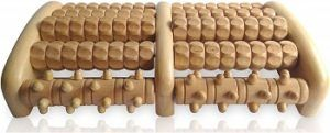 TheraFlow Large Dual Foot Massager Roller
