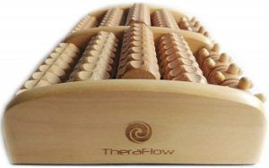 TheraFlow Large Dual Foot Massager Roller review
