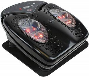 Daiwa Felicity Foot Vibration Massager For Blood Circulation With Infrared Heat