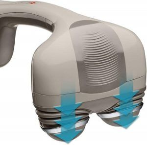 HoMedics Percussion Action Massager With Heat review