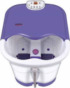 Kendal All In One Deep Foot & Leg Spa Bath Massager review
