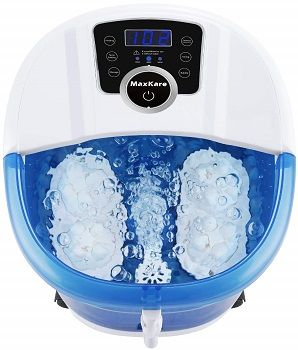 MaxKare Foot Spa Bath Massager 6-in-1 For Home Use