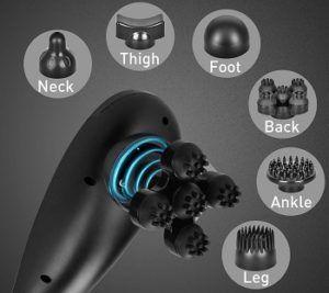 Vivreal Handheld Back Foot Leg And Body Massager review