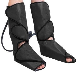 CINCOM Leg Massager For Foot Calf With Controller review