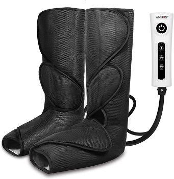 CINCOM Leg Massager For Foot Calf With Controller