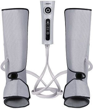 Naipo Leg Air Massager For Foot And Calf Massage Leg Wraps review